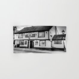The Coopers Arms Pub Rochester Hand & Bath Towel