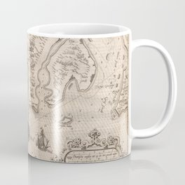 Livonia 1584 Coffee Mug