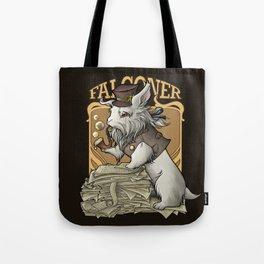 Professooor Falconer  Tote Bag