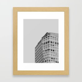 Everywhen Framed Art Print