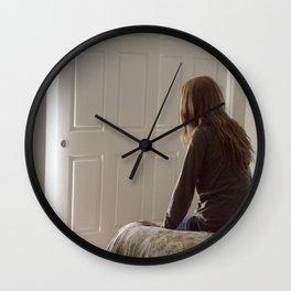 Untitled, Film Still #1 Wall Clock
