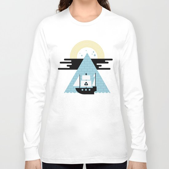 Born to Explore Pt4 Long Sleeve T-shirt