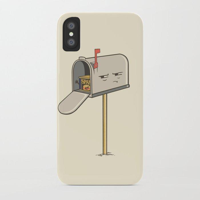 You've Got Spam! iPhone Case