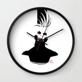 Crâne Homme*Skull men Wall Clock