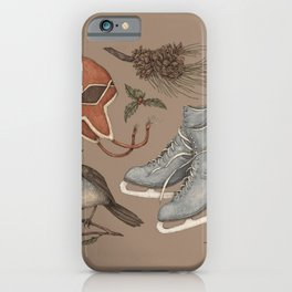 Winter Collection iPhone Case