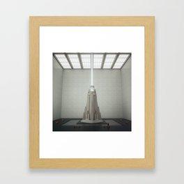 Deco Framed Art Print