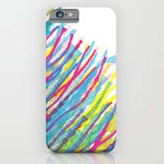 stripes in the wind iPhone 6s Slim Case