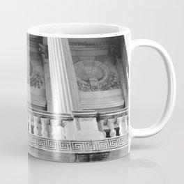 Architecture of Providence Rhode Island Coffee Mug