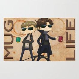 Mug Life Rug
