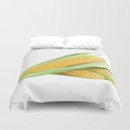 Corns Hand Painting Duvet Cover