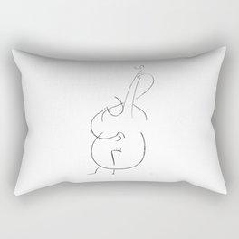Gary Peacock – Improvisations in Jazz Rectangular Pillow