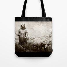 brother bears Tote Bag