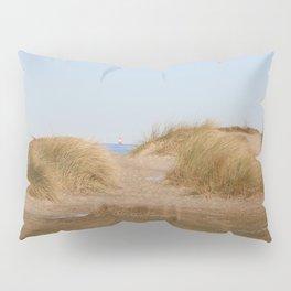 At the beach 9 Pillow Sham