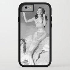 Vintage Mermaid : Mr Peabody & The Mermaid iPhone 7 Adventure Case