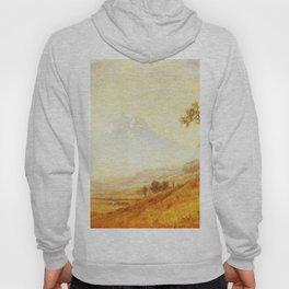 Mount Hood 1863 By Albert Bierstadt | Reproduction Painting Hoody