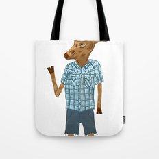 Country deer Tote Bag