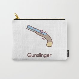 Cute Dungeons and Dragons Gunslinger class Carry-All Pouch