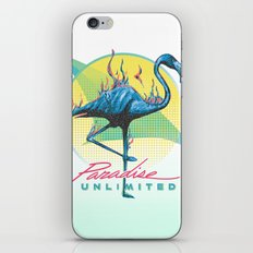 Paradise Unlimited iPhone & iPod Skin