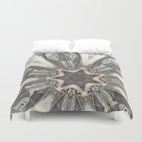 business Duvet Covers featuring Business by Susan Laine Studios