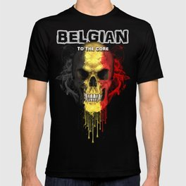 To The Core Collection: Belgium T-shirt