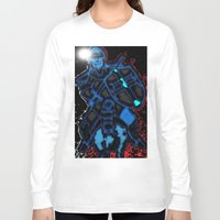 knight Long Sleeve T-shirts featuring Knight by Dmarmol