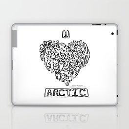 I Heart Arctic By Joseph Winters Laptop & iPad Skin