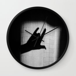 Olive Juice AKA I LOVE YOU Wall Clock