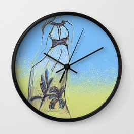 dreamgirl Wall Clock