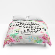The Forbidden Orchid - How Could I Help Anyone? Comforters