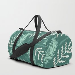 Pine Leaves Duffle Bag