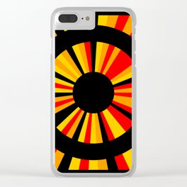 Target Clear iPhone Case