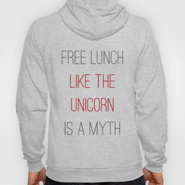 FREE LUNCH 1 Hoody