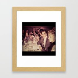 la bella vita  Framed Art Print