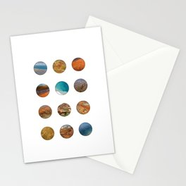 Planet Collective  Stationery Cards