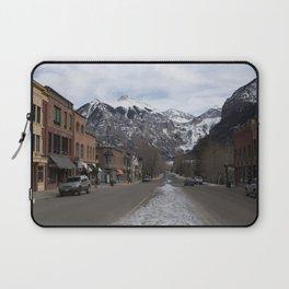Downtown Telluride, Colorado Laptop Sleeve