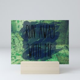Right Now Mini Art Print