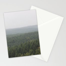 Over Harz Wald Stationery Cards