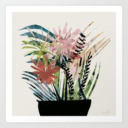 Botan Art Print