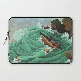 Seafarer's Weakness Laptop Sleeve