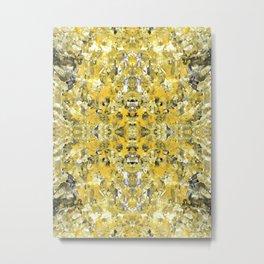 sunshine meditation Metal Print
