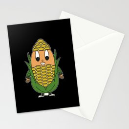 Corn-On-The-Cob Egg Stationery Cards