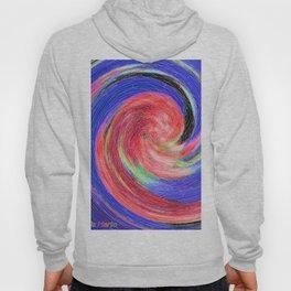 Flower Swirl Hoody
