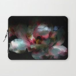 Opalescent Flower One  Laptop Sleeve
