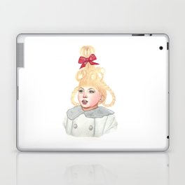 Cindy Lou Who Laptop & iPad Skin