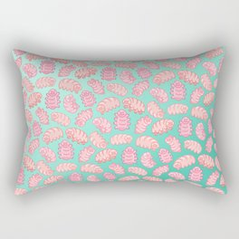 Squishy Tardigrades Rectangular Pillow