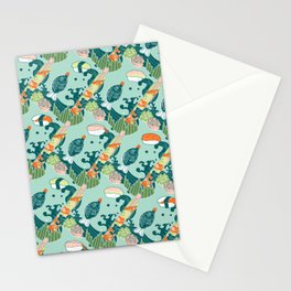 Sushi take-out! Stationery Cards