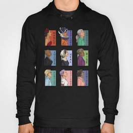 She Series - Real Women Collage Version 2 Hoody