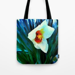 First Jonquil of Spring Tote Bag