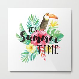 Summer Outfit Metal Print