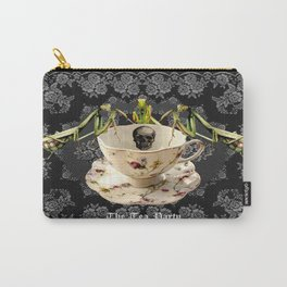 The Tea Party Carry-All Pouch